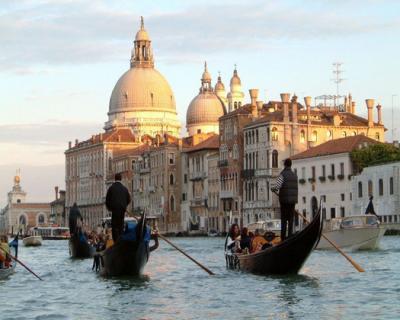 Venecia, ¿la ciudad de los enamorados?