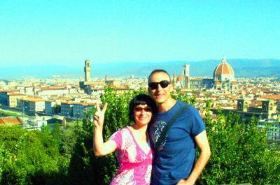 Amar en Florencia/Amar a Florencia